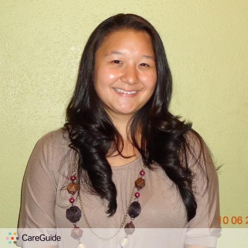 Child Care Provider Kristi Sakata's Profile Picture