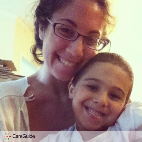 Child Care Provider Maya B's Profile Picture