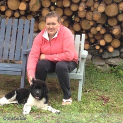 Canadian Nanny Provider Christine H's Profile Picture