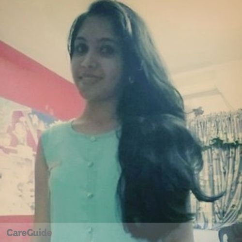 Canadian Nanny Provider Jixy Joju's Profile Picture