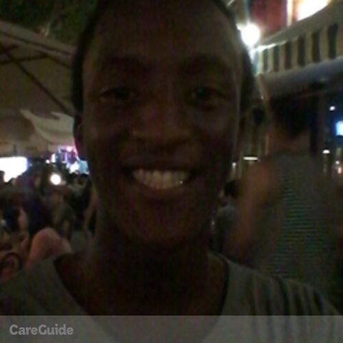Canadian Nanny Provider Raoul Mbabazi's Profile Picture