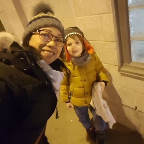Canadian Nanny Provider Desiree Fernando's Profile Picture