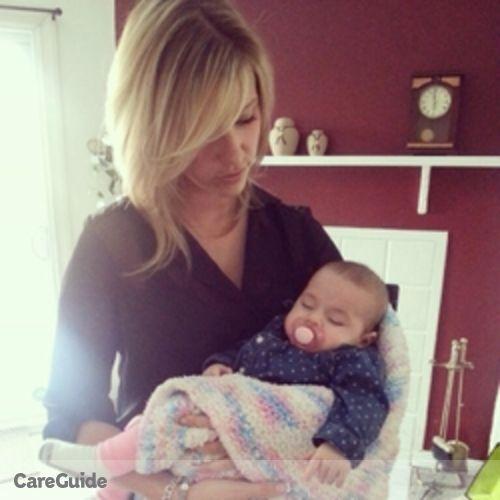 Canadian Nanny Provider Sandi Maxwell's Profile Picture