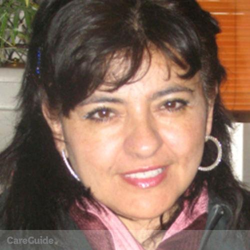 Canadian Nanny Provider Sandra M's Profile Picture
