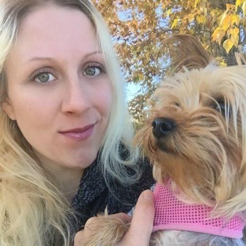 Canadian Nanny Provider Cherish Gillis's Profile Picture