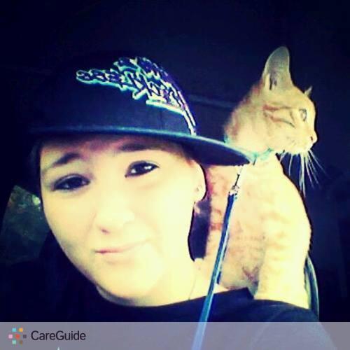 Pet Care Provider Kassandra Y's Profile Picture