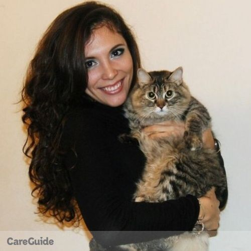 Pet Care Provider Vivian Sotomayor's Profile Picture