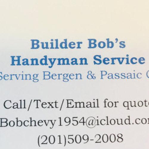 Handyman Provider Bob M Gallery Image 2