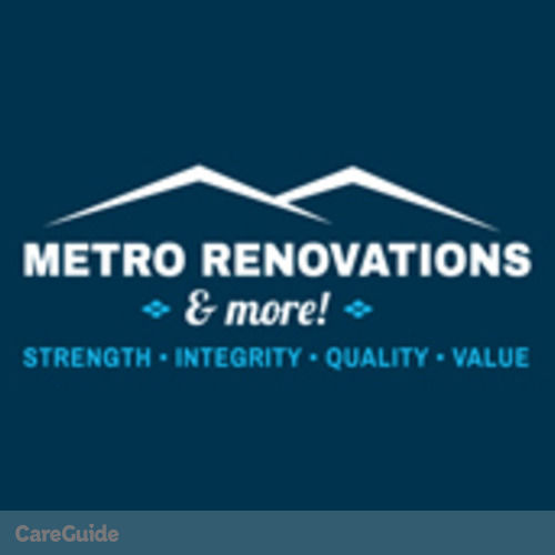 Handyman Provider Metro Renovations & M's Profile Picture