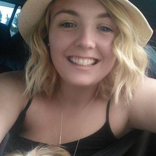 Canadian Nanny Provider Megan McFarland's Profile Picture