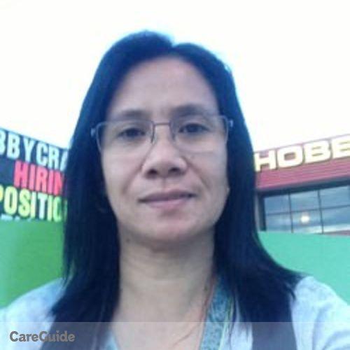 Canadian Nanny Provider Gemma Magbanua's Profile Picture