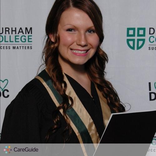 Child Care Provider Amber Davis's Profile Picture