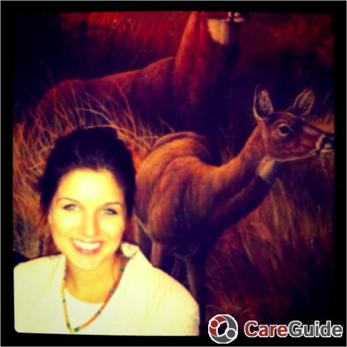 Child Care Provider Jenna B's Profile Picture