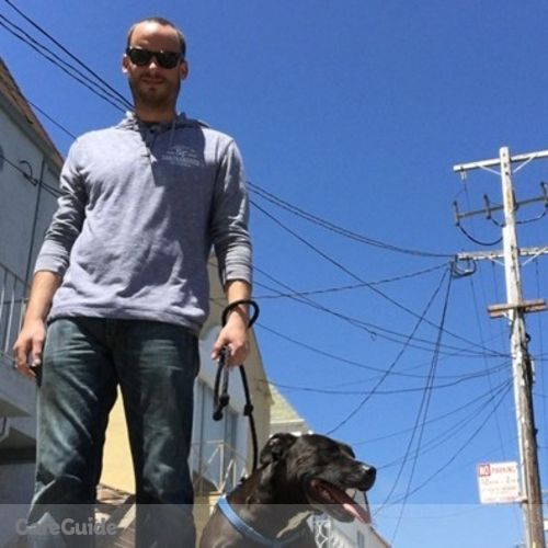Pet Care Provider Matt Soper's Profile Picture