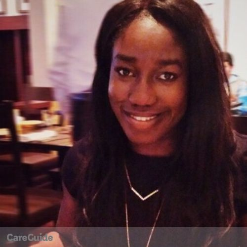 Canadian Nanny Provider Martha Appiah's Profile Picture
