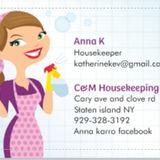 Housekeeper, House Sitter in Staten Island