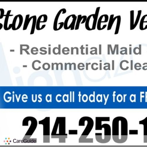 Housekeeper Provider Stone Garden Ventures's Profile Picture