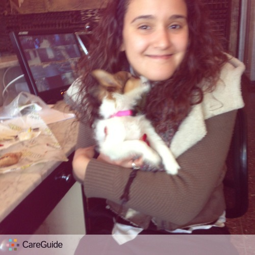 Pet Care Provider Sonia Vargas's Profile Picture