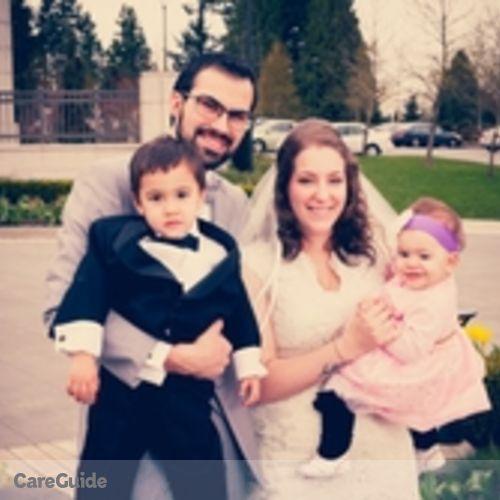 Canadian Nanny Provider Amira E's Profile Picture
