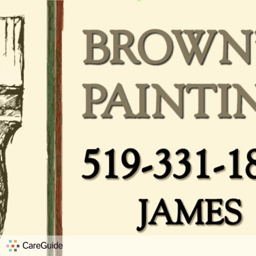 Painter Provider James Brown's Profile Picture
