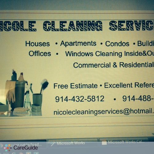 Housekeeper Provider Nicole Rodriguez's Profile Picture