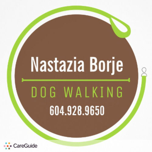 Pet Care Provider Nastazia Borje's Profile Picture