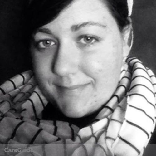 Canadian Nanny Provider Krisalynn Streicher's Profile Picture