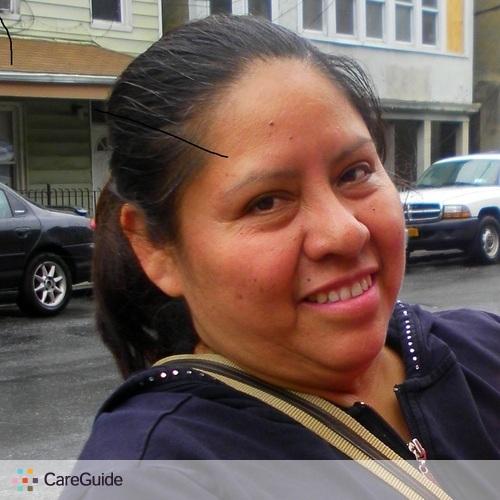 Housekeeper Provider Cristina Cruz's Profile Picture