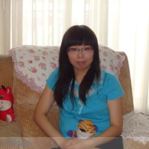 Canadian Nanny Provider Hester Liu's Profile Picture
