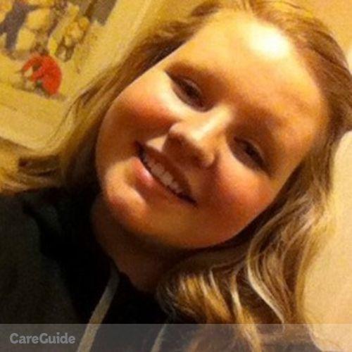 Canadian Nanny Provider Marissa Schrenk's Profile Picture