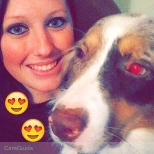 Pet Care Provider Ashley Gille's Profile Picture