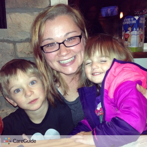 Child Care Provider Victoria Andrews's Profile Picture