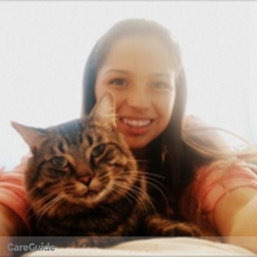 Canadian Nanny Provider Paige B's Profile Picture