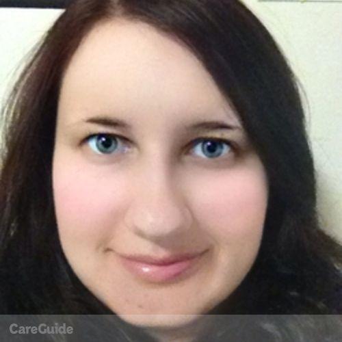 Canadian Nanny Provider Tianna Mazur's Profile Picture