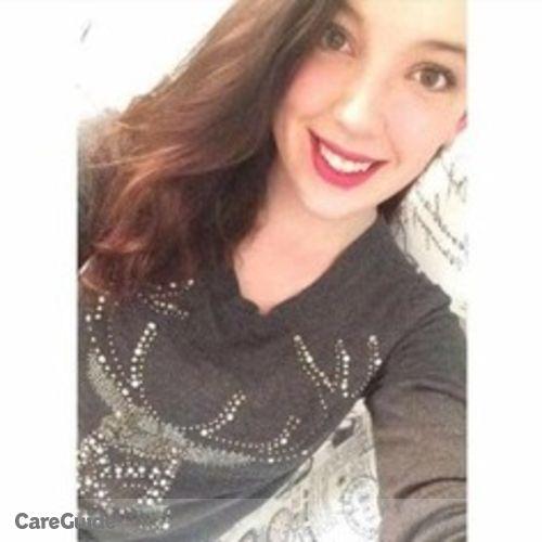 Canadian Nanny Provider Kayla Ellingson's Profile Picture