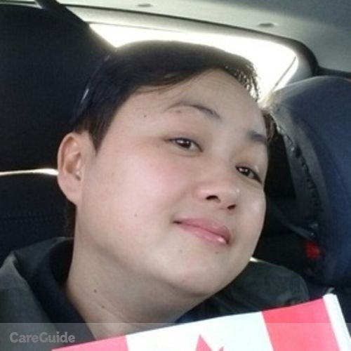 Canadian Nanny Provider Vanessa M.'s Profile Picture