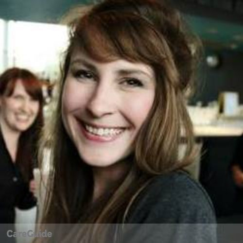 Canadian Nanny Provider Lauren Olson's Profile Picture
