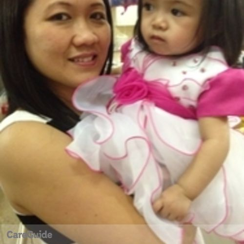 Canadian Nanny Provider Ivy Enerlan's Profile Picture