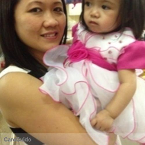 Canadian Nanny Provider Ivy E's Profile Picture