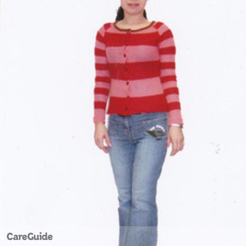 Canadian Nanny Provider Wina Aquino's Profile Picture