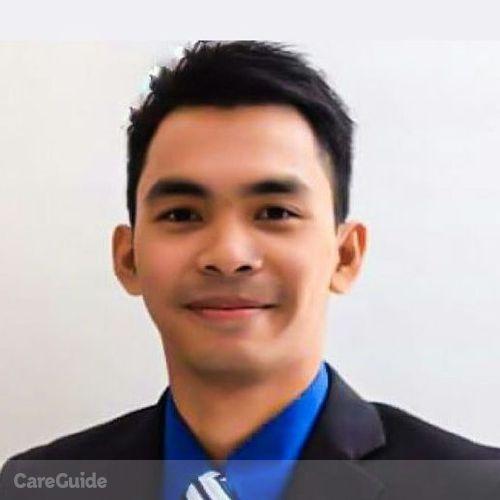 Child Care Provider Raymart L's Profile Picture
