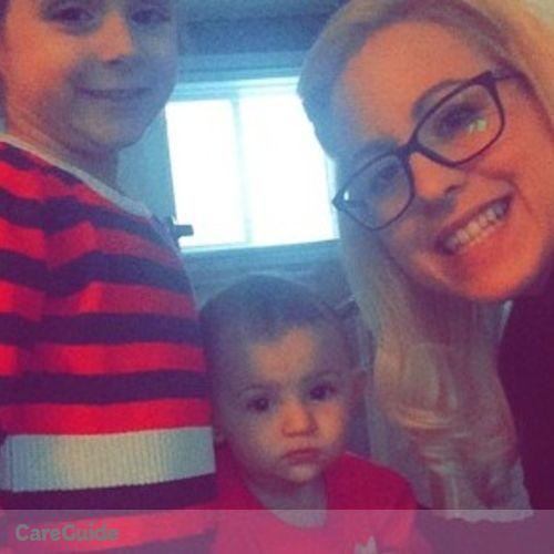 Canadian Nanny Provider Jennifer Ouellet's Profile Picture