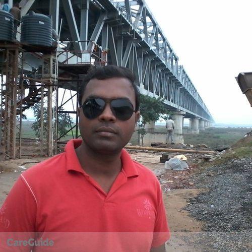 Canadian Nanny Provider Vengala Shashikumar's Profile Picture