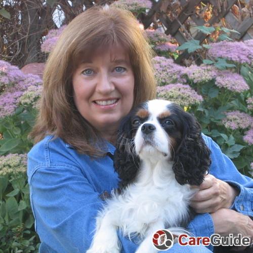 Pet Care Provider Darlene E's Profile Picture