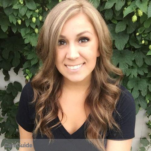 Canadian Nanny Provider Shania Lesy's Profile Picture