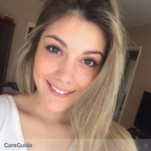 Canadian Nanny Provider Thais Scaglione's Profile Picture
