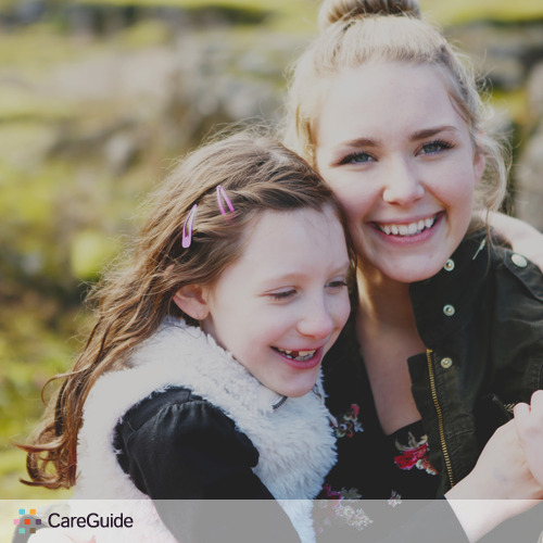 Child Care Provider Whitney W's Profile Picture