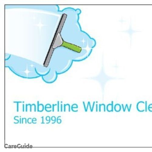 Housekeeper Provider Timberline Window Cleaning's Profile Picture