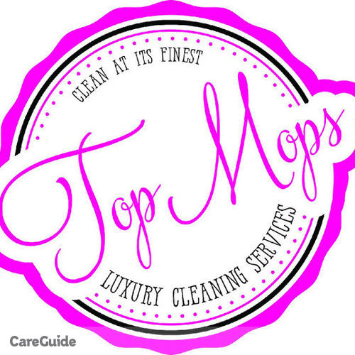 Housekeeper Provider TopMops Luxury Cleaning's Profile Picture
