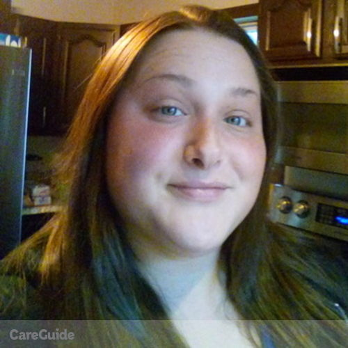 Housekeeper Provider Krystal G's Profile Picture